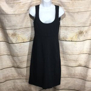 Banana Republic Little Black Dress 0 stretch #642